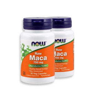Nowfood Maca 750mg 90Capsules