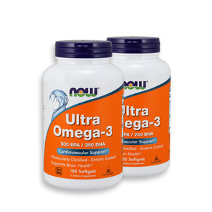 Nowfood Ultra Omega-3 180 Softgels